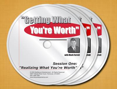 Mark Ferrell, Getting What Your Worth, DJ Training, DJ education, DJ materials
