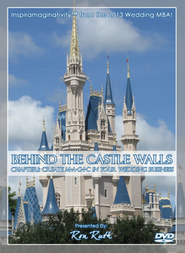 Ron Ruth presents Behind The Castle Walls DVD