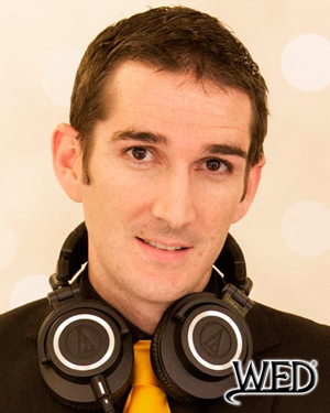 Wedding Entertainment Director® Brian Davis of G&M Event Group in Brisbane, Queensland, AUSTRALIA
