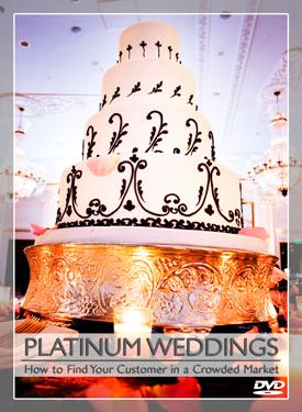 Platinum Weddings DVD presented by Peter Merry