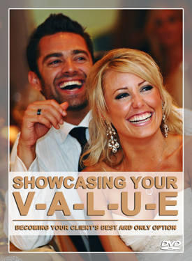 Showcasing Your V-A-L-U-E DVD presented by Peter Merry