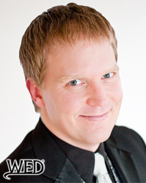 Wedding Entertainment Director® Mike L. Anderson of Mike Anderson Weddings in Minneapolis, Minnesota, U.S.A.